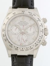 Rolex Daytona 116519MTRL Grey Dial Watch