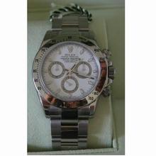 Rolex Daytona 116520 White Dial Watch