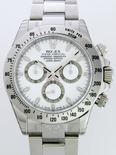 Rolex Daytona 116520W Mens Watch