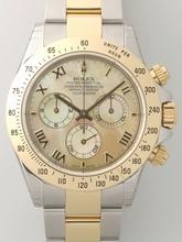 Rolex Daytona 116523 Stainless Steel Band Watch