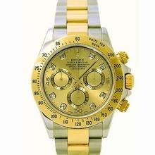 Rolex Daytona 116523 Stainless Steel Case Watch