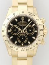 Rolex Daytona 116528BKSO Mens Watch