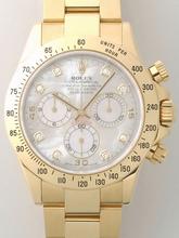 Rolex Daytona 116528MDO Mens Watch