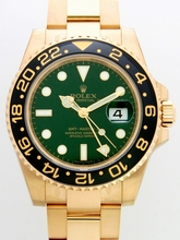 Rolex GMT-Master 116718GSO Mens Watch