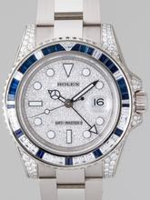 Rolex GMT-Master 116759 Diamond Dial Watch