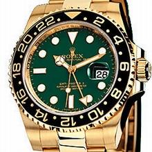 Rolex GMT-Master II 116718 Green Dial Watch