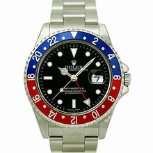 Rolex GMT-Master II 16710 Black Dial Watch