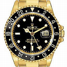 Rolex GMT-Master II 16718 Mens Watch