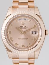 Rolex Masterpiece 218235 Automatic Watch