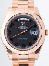 Rolex Masterpiece 218235 Black Dial Watch