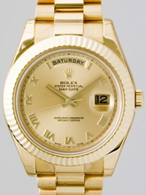 Rolex Masterpiece 218238 Mens Watch