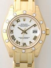 Rolex Masterpiece 80318 Automatic Watch