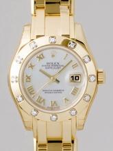 Rolex Masterpiece 80318 Mens Watch