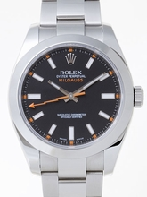 Rolex Milgauss 116400B Mens Watch