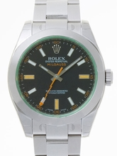 Rolex Milgauss 116400GV Automatic Watch