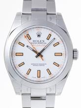 Rolex Milgauss 116400W Automatic Watch