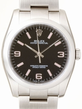 Rolex Oyster Date 116000BKAPSO Mens Watch