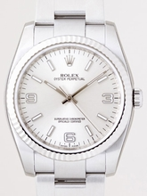 Rolex Oyster Date 116034SASO Mens Watch