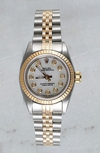 Rolex Oyster Perpetual Ladies 6600 Mens Watch
