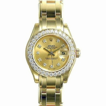 Rolex Pearlmaster - Ladies 80298 Ladies Watch