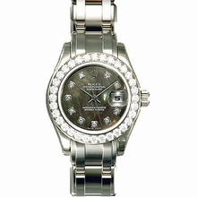 Rolex Pearlmaster - Ladies 80299 Automatic Watch