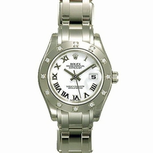 Rolex Pearlmaster - Ladies 80319 Ladies Watch