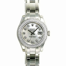 Rolex Pearlmaster - Ladies 80339 Ladies Watch