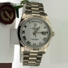 Rolex President 118239 Mens Watch
