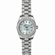 Rolex President Ladies 179136 Automatic Watch
