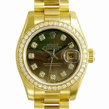 Rolex President Ladies 179138 Automatic Watch