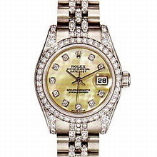 Rolex President Ladies 179159 Automatic Watch