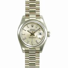 Rolex President Ladies 179166 Ladies Watch