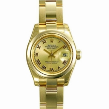 Rolex President Ladies 179168 Automatic Watch