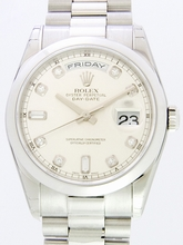 Rolex President Men's 118206SD Mens Watch
