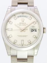 Rolex President Men's 118209SDO Automatic Watch