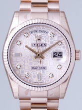 Rolex President Men's 118235 Automatic Watch