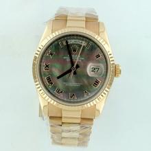 Rolex President Men's 118235 Diamond Dial Watch