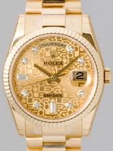 Rolex President Men's 118238 Automatic Watch