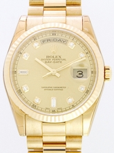 Rolex President Men's 118238CD Mens Watch