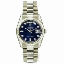 Rolex President Men's 118296 Mens Watch