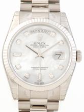Rolex President Midsize 118239NCA Mens Watch