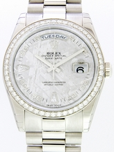 Rolex President Midsize 118346 2B Mens Watch