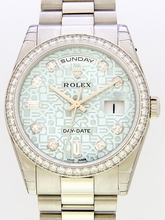 Rolex President Midsize 118346A Automatic Watch