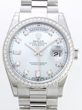 Rolex President Midsize 118346A Mens Watch