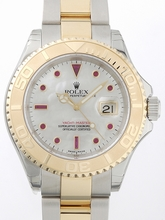 Rolex President Midsize 16623NGR Mens Watch