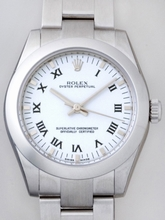 Rolex President Midsize 177200 Stainless Steel Band Watch