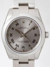 Rolex President Midsize 177200 White Dial Watch