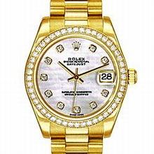 Rolex President Midsize 178288 Midsize Watch