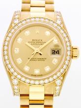Rolex President Midsize 179158 Mens Watch