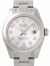 Rolex President Midsize 179160 White Dial Watch